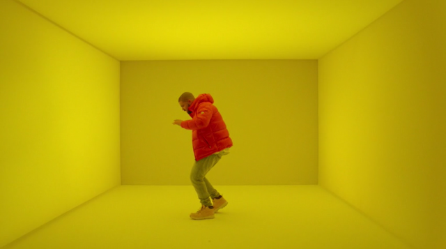 Drake drops visuals for Hotline Bling